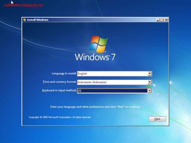 gambar-language-and-other-preferences-windows7