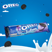Oreo Krim Blueberry 137 gram