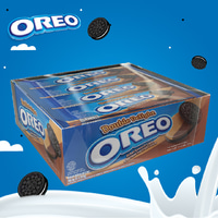 Oreo Krim Double Delight 29,4 Gram 1 Box Isi 12