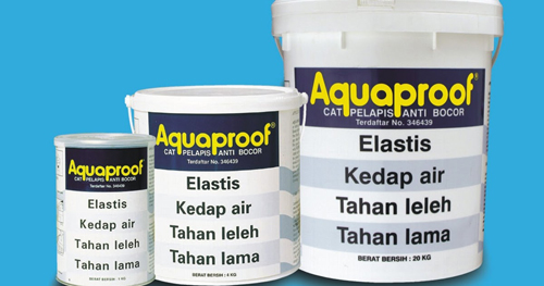 Harga Waterproofing Coating aquaproof
