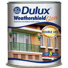 Dulux Weathershield Gloss