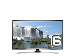 Samsung Full HD Curved Smart TV J6300