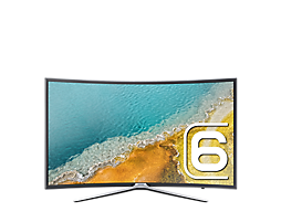 Samsung Full HD Curved Smart TV K6300