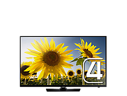 Samsung HD Flat TV UA24H4150