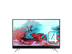 Samsung HD Flat TV UA32K4100