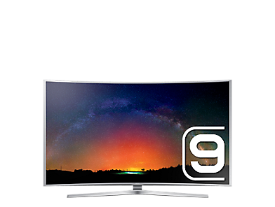 Samsung SUHD 4K Curved Smart TV JS9000