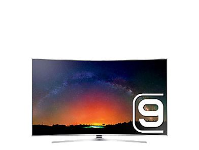 Samsung SUHD 4K Curved Smart TV JS9500