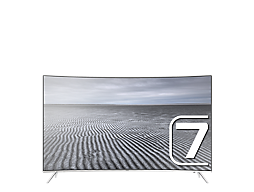 Samsung SUHD 4K Curved Smart TV KS7500