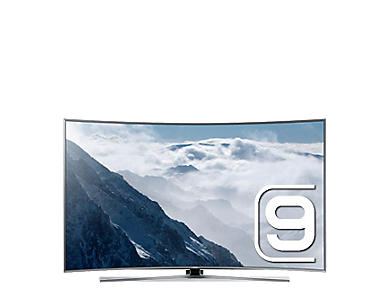Samsung SUHD 4K Curved Smart TV KS9800