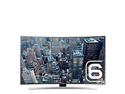 Samsung UHD 4K Curved Smart TV JU6600