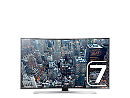 Samsung UHD 4K Curved Smart TV JU7500