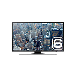 Samsung UHD 4K Flat Smart TV JU6400