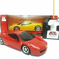 RC /REMOTE CONTROL /MOBIL REMOTE MURAH TOP SPEED SCALE 1:24