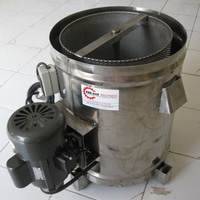 Mesin Peniris Minyak 1,5Kg / Spinner Machine (SAT-SP1,5)
