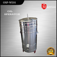 Mesin Peniris Minyak Spinner Oil Separator Machine Fomac OSP-WE01