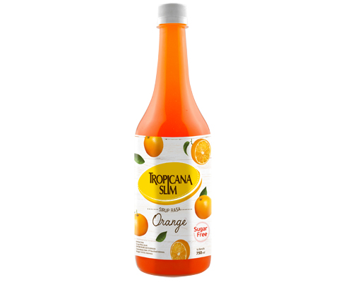 Tropicana Slim Sirup Orange