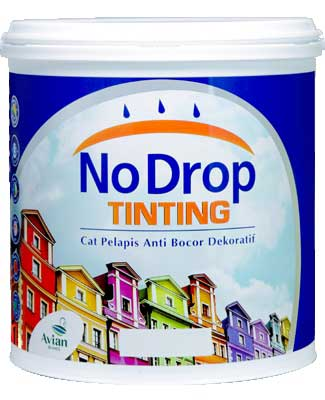Cat No Drop tinting