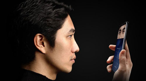 Face Recognition and Iris scanner Galaxy S8